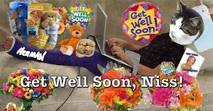 get well card fro Herman