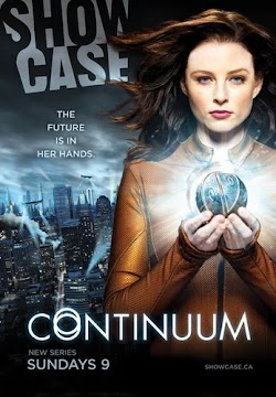 Cổng Thời Gian - Continuum Season 1 (2012) Poster