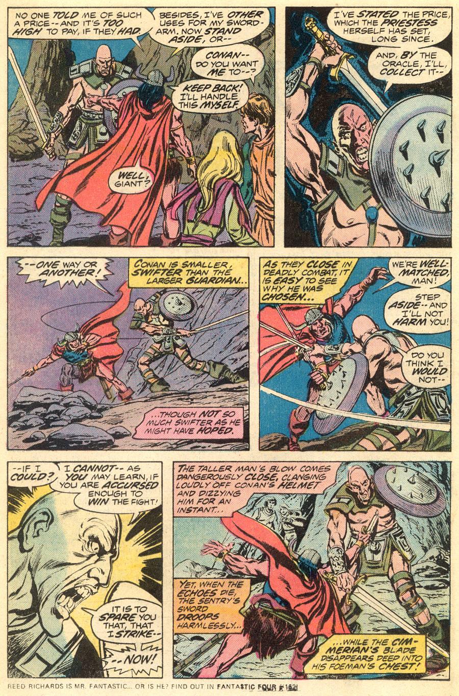 Conan the Barbarian (1970) Issue #54 #66 - English 9