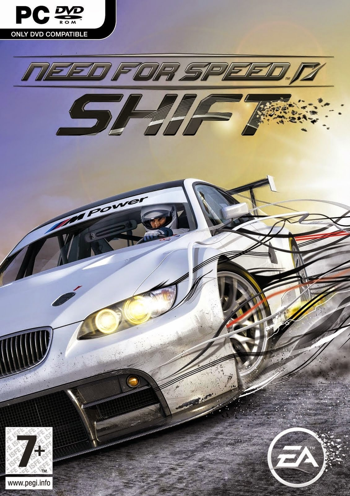 Need for Speed Shift 1 PC Game