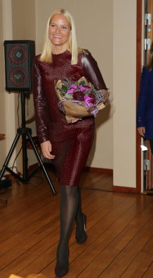 Crown Princess Mette-Marit Fashion