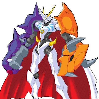 Todos os Digimon evoluindo para sua forma extrema