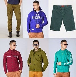 Great Discount – Worth Buying : Flat 59% Off on Breakbounce Men's Clothing @ Flipkart (Limited Period Offer)