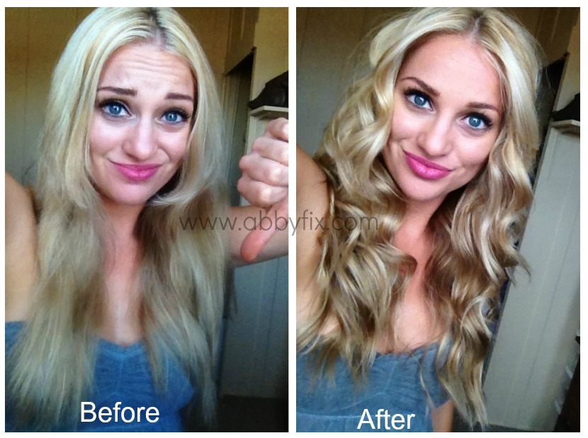 From flab to fab fitness fitness food fun life review on omg i am in love with the cortex 4 in 1 curling wand and i love that i dont need to use hair spray to make the curls stay urmus Images