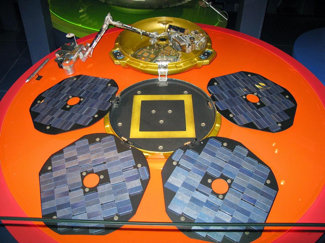 La sonda Beagle 2
