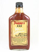 Pappy's XXX White Lightnin' BBQ Sauce