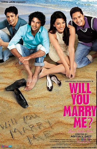 Will You Marry Me (2012) Movie Poster