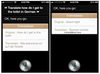 Use Siri to Translate Languages