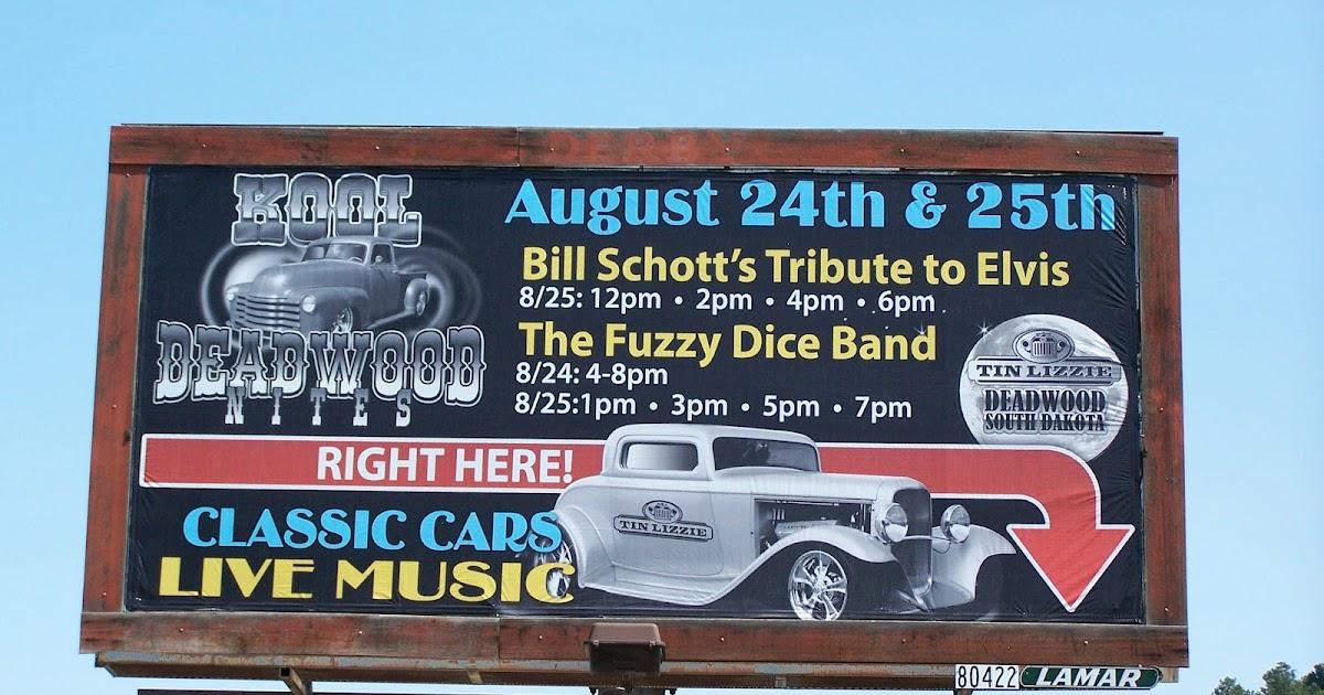 65 And Still Alive Kool Deadwood Nites 2012