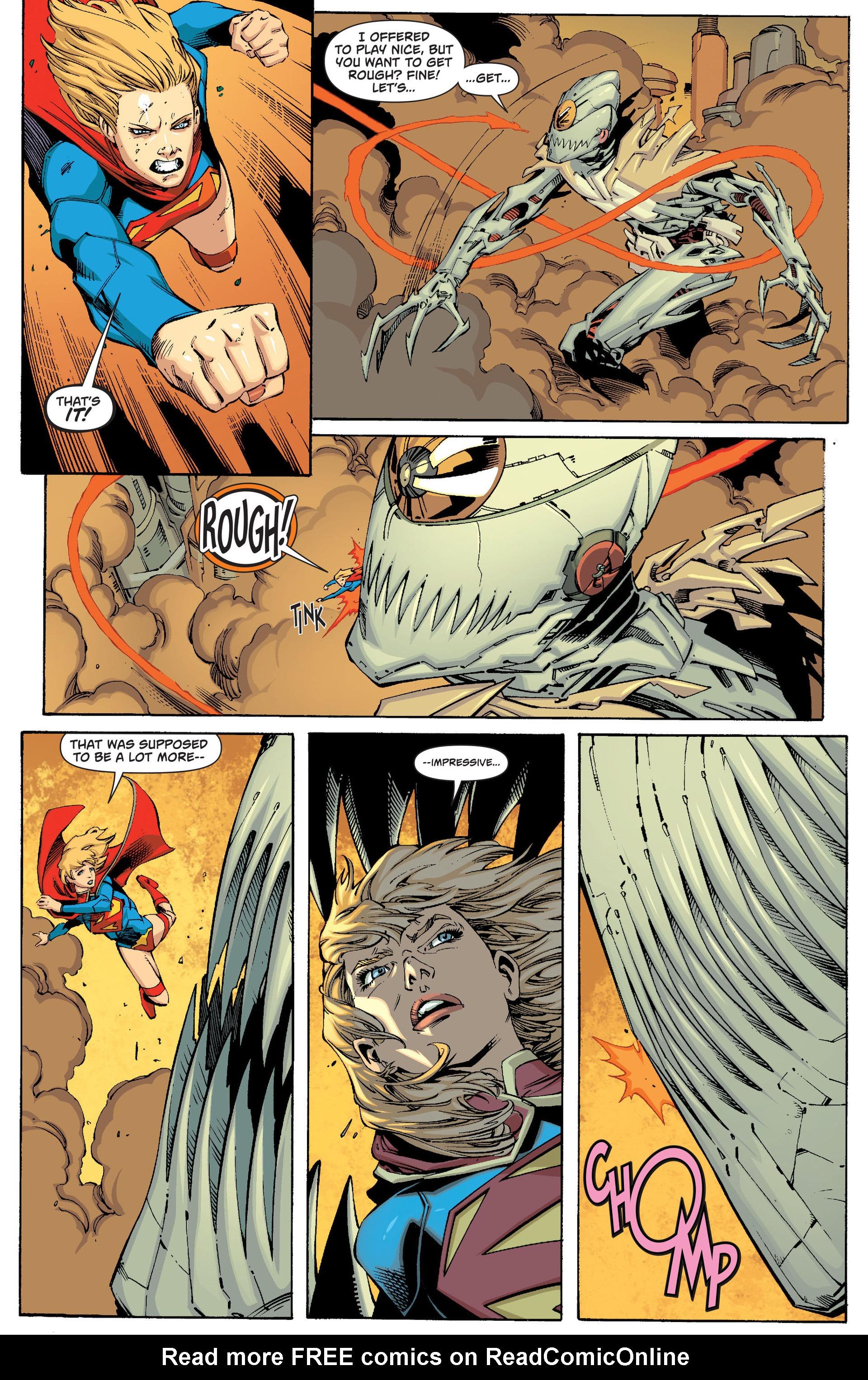 Supergirl (2011) Issue #21 #23 - English 11