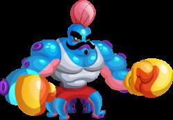 imagen de dolphchamp de monster legends