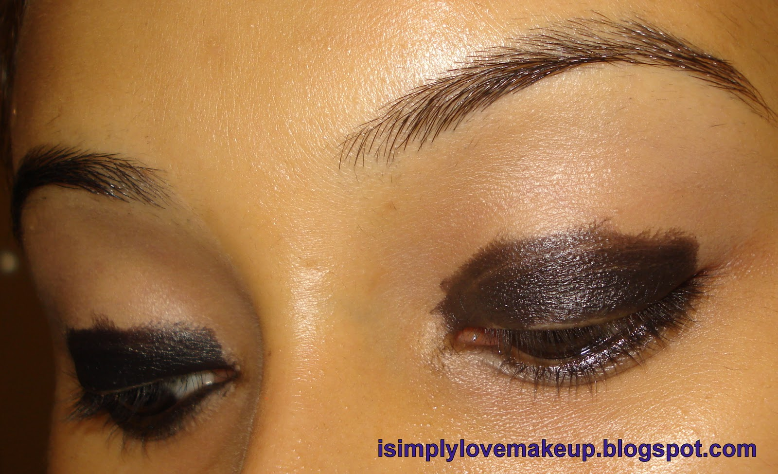 Lotd tutorial golden smokey eyes indian beauty blog indian lotd tutorial golden smokey eyes indian beauty blog indian baditri Images