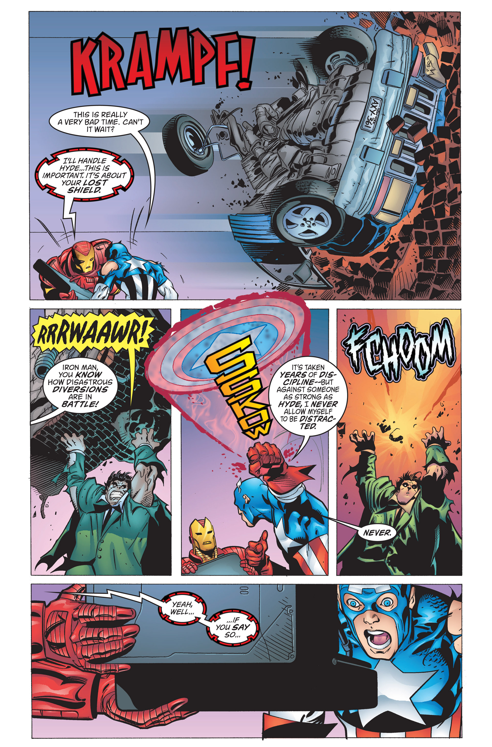 Captain America (1998) Issue #15 #21 - English 4