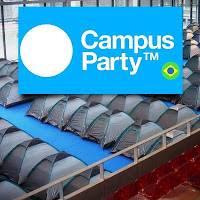 #CPBR6. É por essa hashtag que a sexta edição da Campus Party Brasil está sendo identificada na web