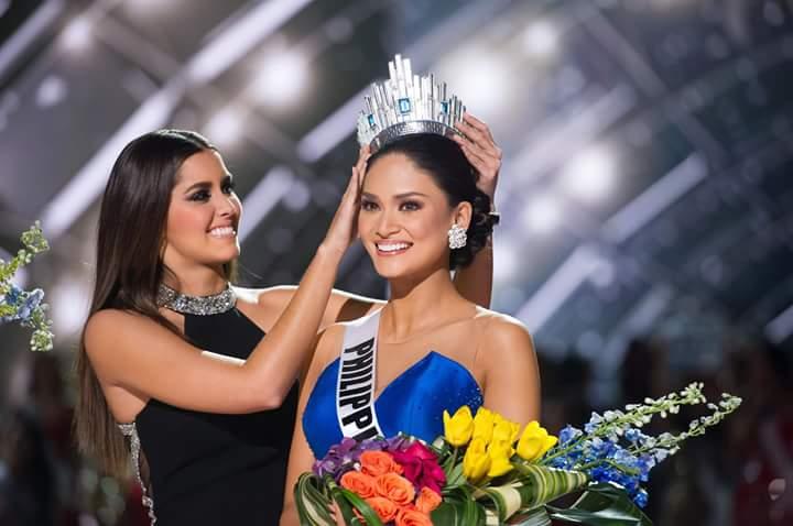 Pia Wurtzbach is Miss Universe 2015