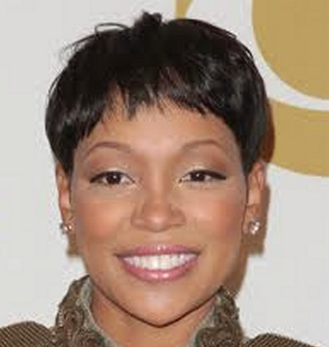 Monica Short Hairstyles 2013 For - monica hairstyles.