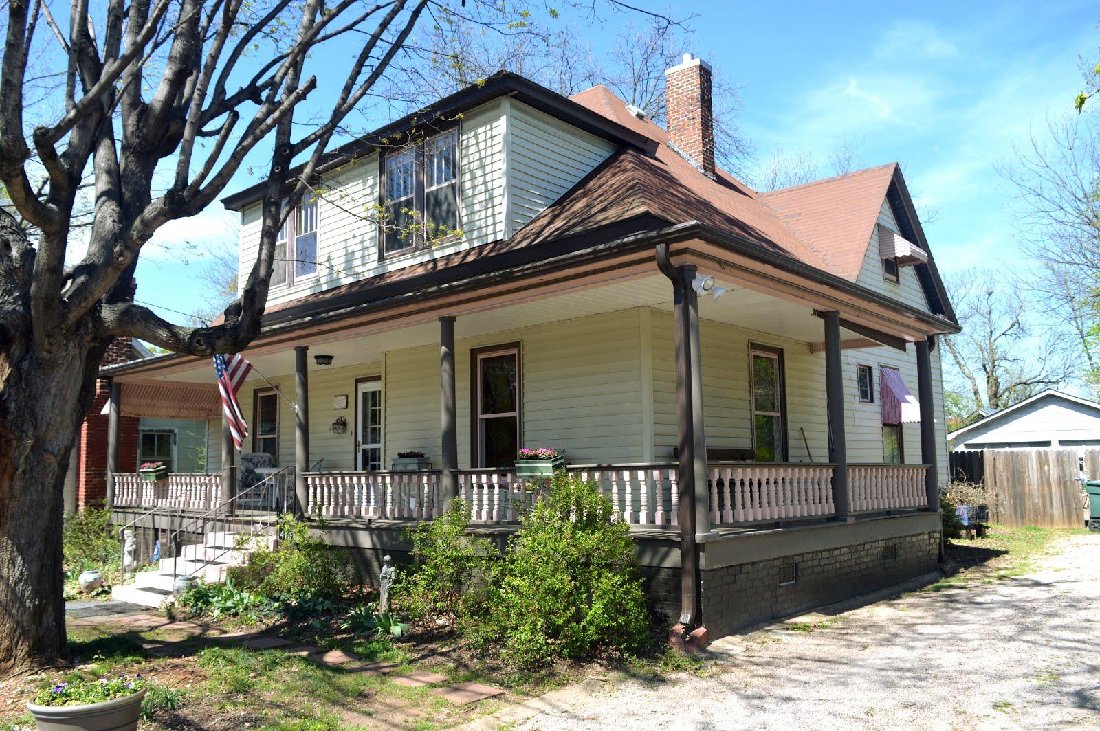 418 E. Fisher Street, Salisbury NC 28144 ~ circa 1875 ~ $139,900