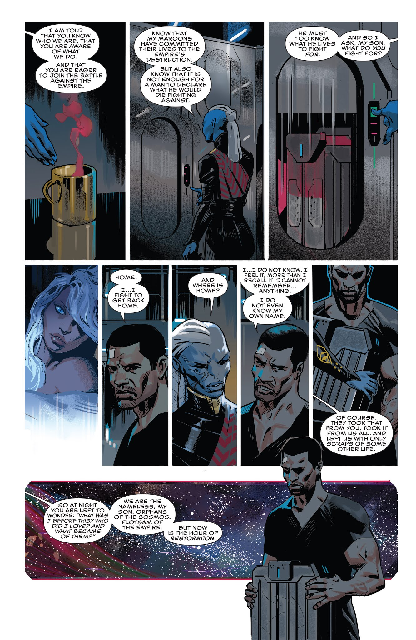 Black Panther (2018) #1 #18 - English 32