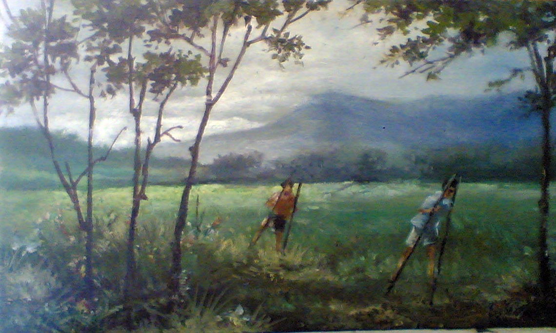 Penjualan Lukisan Pema...