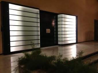 L'entrée et le vestibule