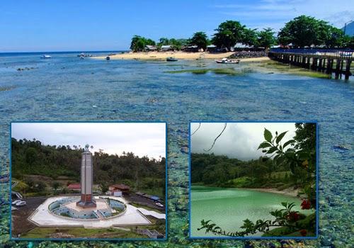 Objek Wisata Menarik Di Sulawesi Utara