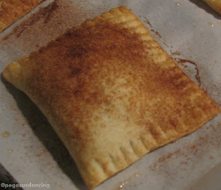 Pumpkin Toaster Pastry