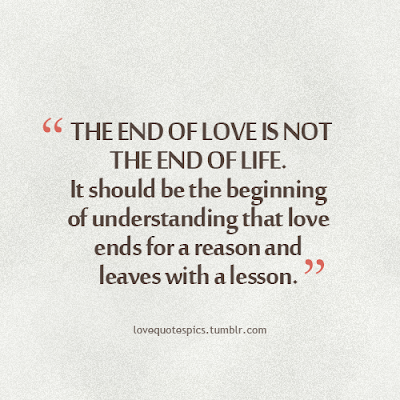 relationship starts with it and life ends