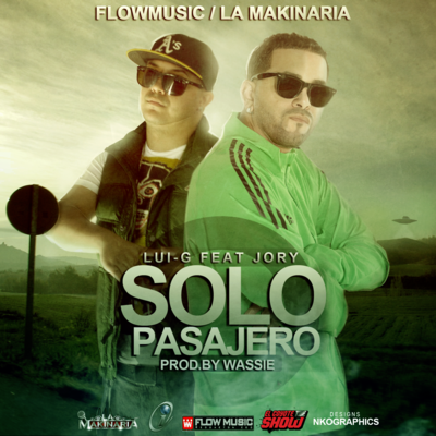 Solo Pasajero Lui-G 21 Plus Ft. Jory