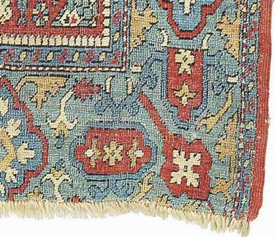 Checkerboard Rug: Oriental Rugs: Museum Of Islamic Art Berlin Checkerboard Rug