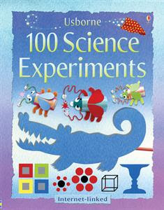 Usborne Books 100 Science Experiments for Kids Pinterest Preschool Scavenger Hunt Giveaway