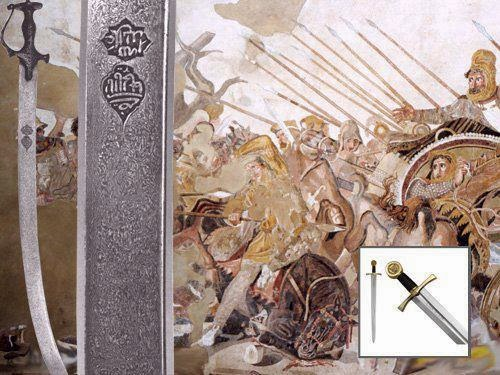 Damascus, Pedang Paling Tajam Di Dunia