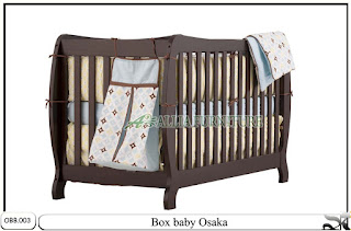 Tempat tidur balita box baby osaka