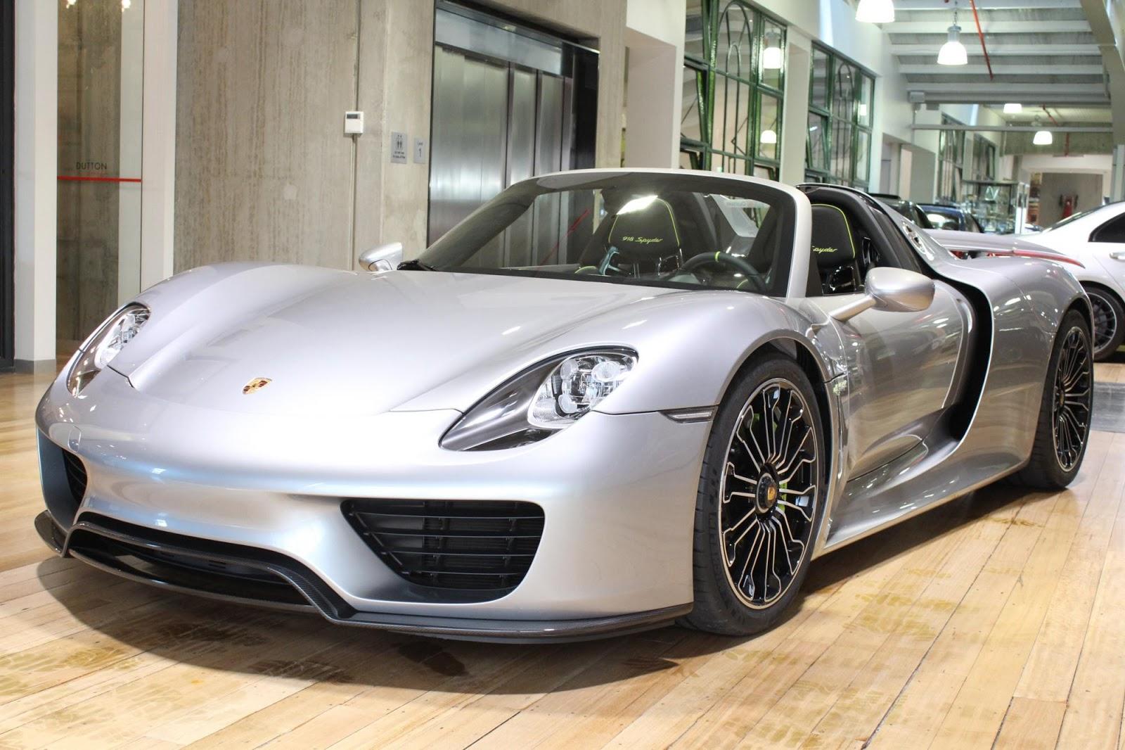 2015 Porsche 918 Spyder for sale in Australia at Dutton Garage ...