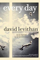 bookcover of EVERY DAY by David Levithan