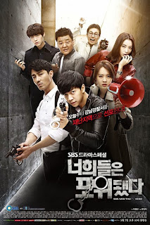 Chạy Đâu Cho Thoát - You're All Surrounded