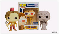 Funko Pop! Dr. Who Hot Topic exclusives