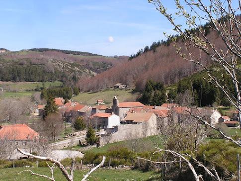 Rieutord - Suc de Bauzon - La Fontaulière