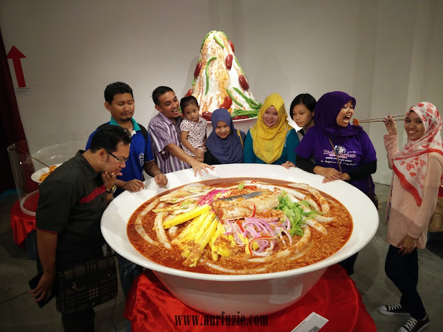 Wonderfood Meseum Penang