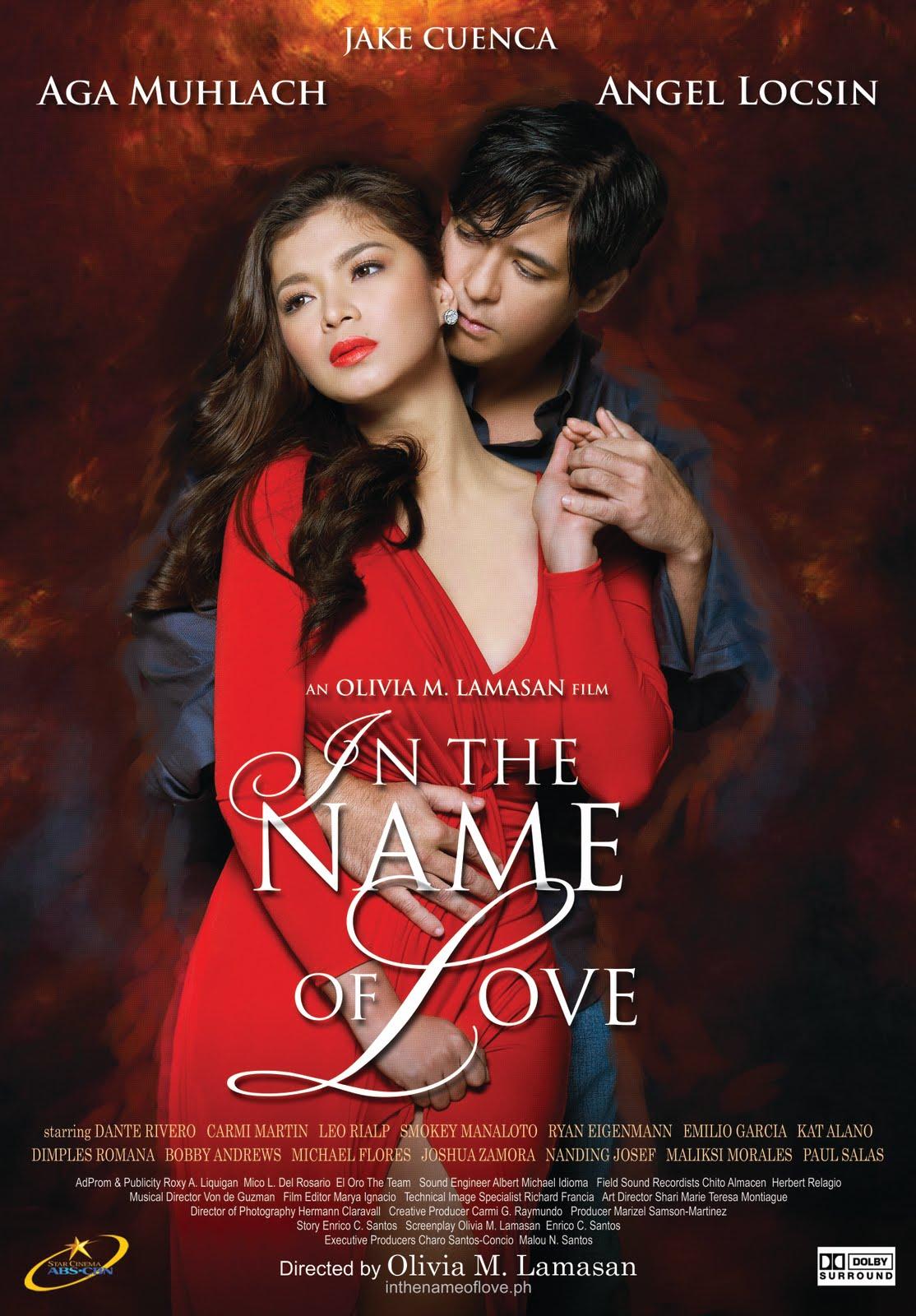 In The Name of Love official movie poster | MyKiRu IsYuSeRo