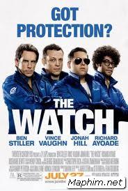 Đội dân phòng tinh nhuệ|The Watch - 2012