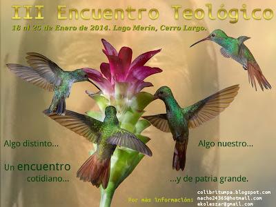 Encuentro Teológico 2014