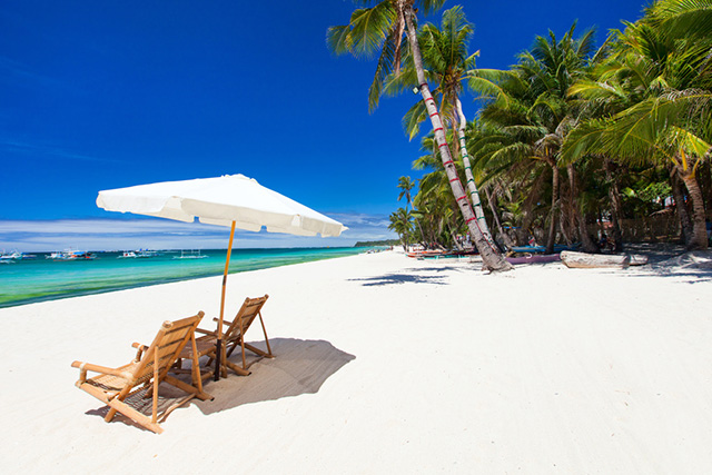 White Beach, Boracay, Phillipines