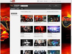 VIDEOS DE METALEITOR YOU TUBE