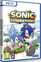 Sonic Generations – Atualização v4
