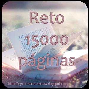 Reto 15000 páginas
