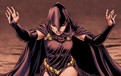 Raven (DC Comics) Character Review - 1