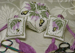 """Wisteria Sewing Set"""