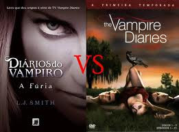 Livros versus Serie #1