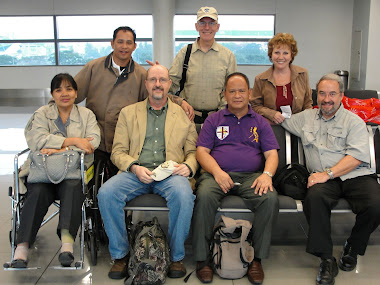 ACPT and APA team prepares to leave for Bicol...