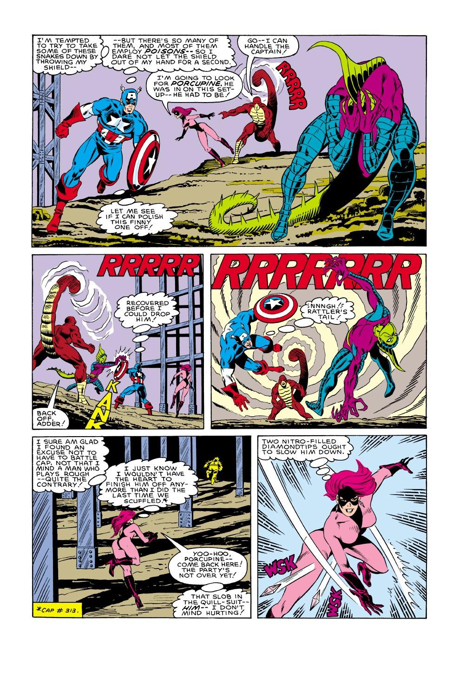 Captain America (1968) Issue #315 #243 - English 18